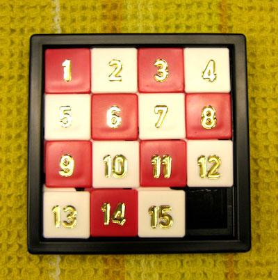 classic puzzle 15