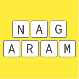 Anagrams app icon